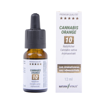 CANNABIS - ORANGE 10 - 12 ml